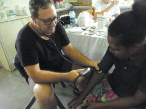 LEO SUPPORTING THE HUMANITARIAN MEDICAL, EYE & DENTAL TEAM IN VANUATU